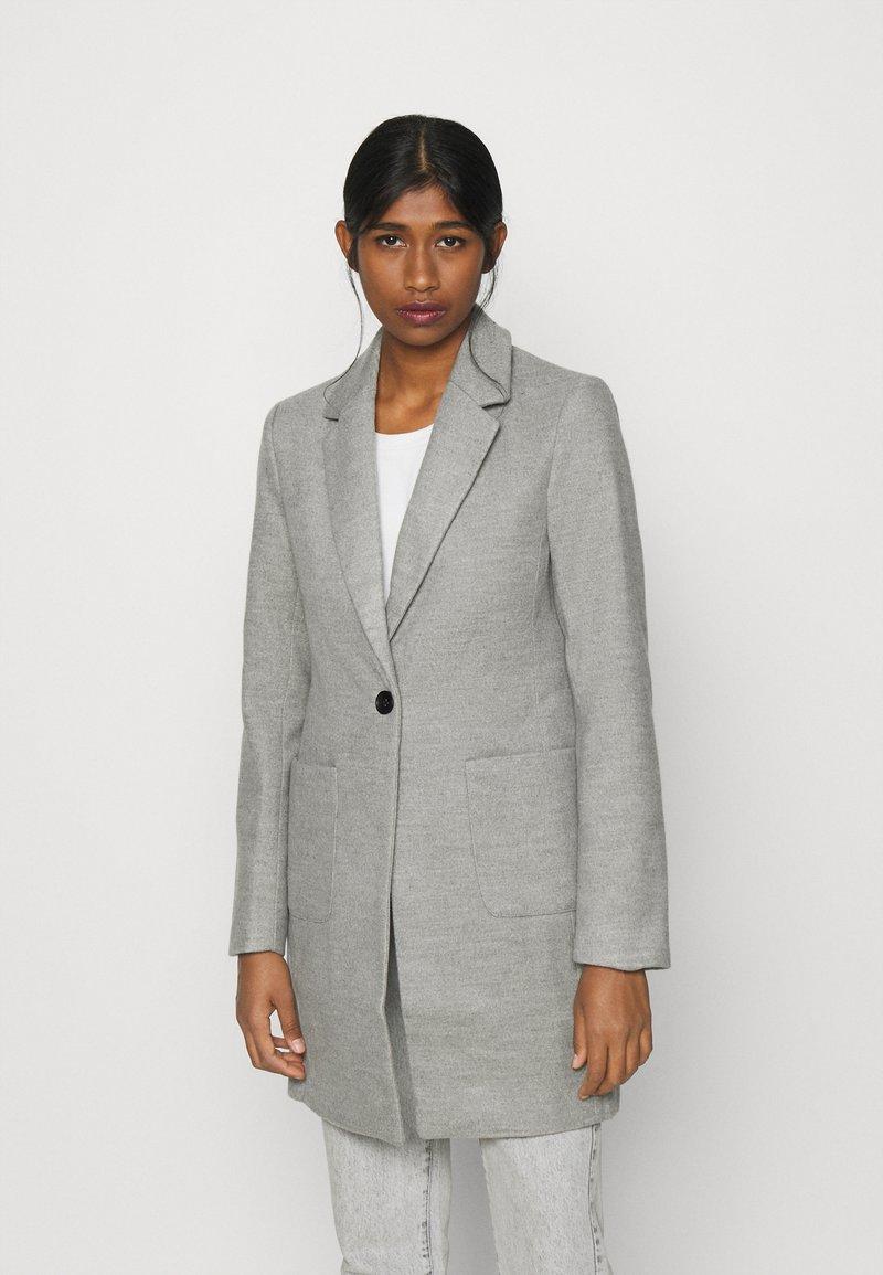 Even&Odd - Zimní kabát - grey