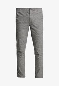 Redefined Rebel - KING PANTS - Chino - grey check - 3