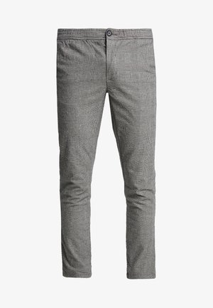 KING PANTS - Broek - grey check