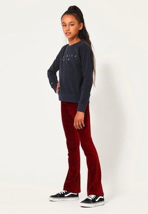 Sweater - deep blue