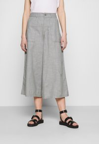 The North Face - TREND PANT - Kalhoty - agave green chambray - 0