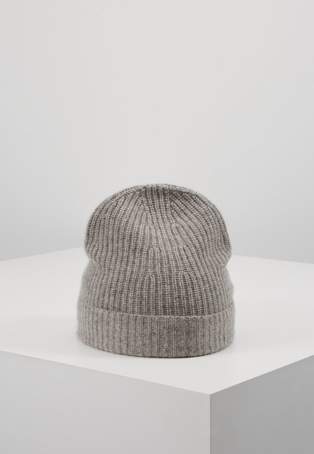 CASHMERE - Bonnet - light grey