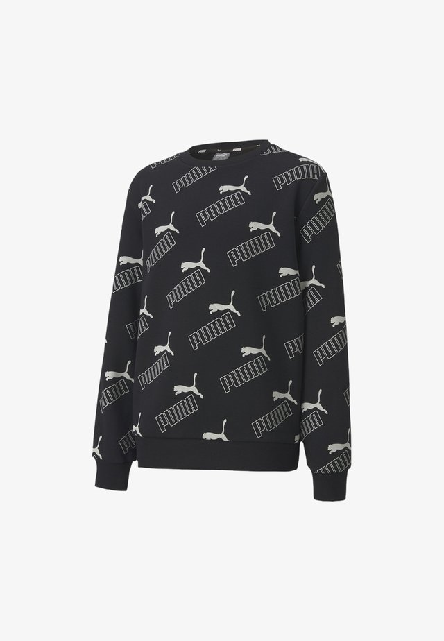 AMPLIFIED - Sweatshirt - black