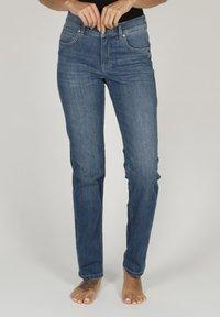 Angels - 'CICI' - Slim fit jeans - blue denim - 0