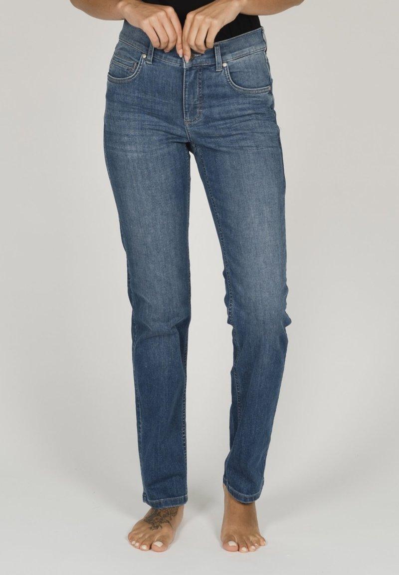 Angels - 'CICI' - Slim fit jeans - blue denim