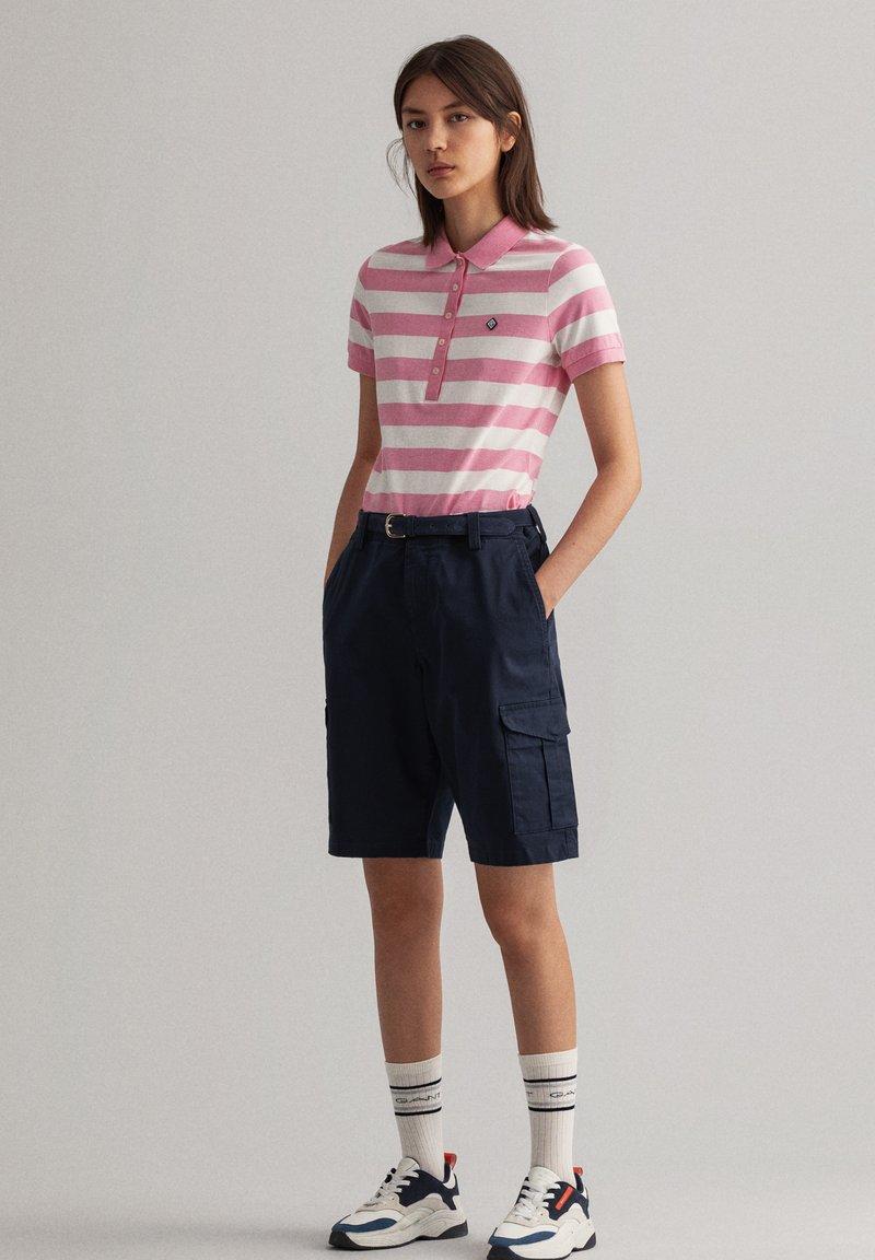 GANT - Polo shirt - pink