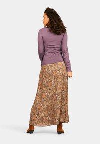 Isla Ibiza Bonita - SANT RAFEL - Maxi skirt - mysterious indian flowers - 2