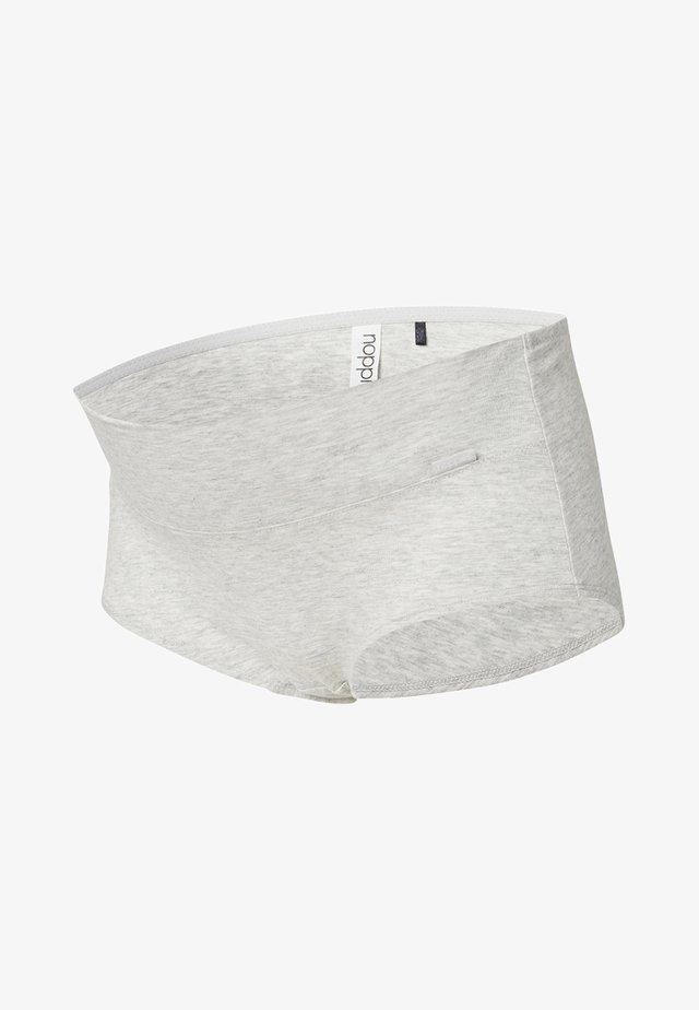 Panty - grey melange