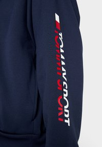 Tommy Sport - ZIP UP HOODY - Fleece jacket - blue - 5