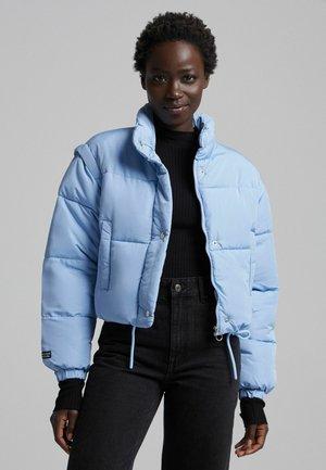 PUFF 06575644 - Winter jacket - light blue