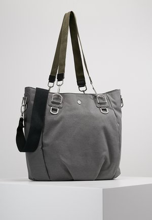 MIX N MATCH BAG - Baby changing bag - anthracite