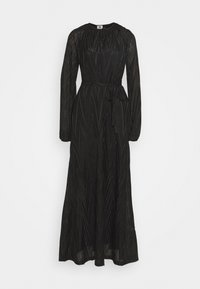 M Missoni - LONG DRESS - Maxi dress - black - 0