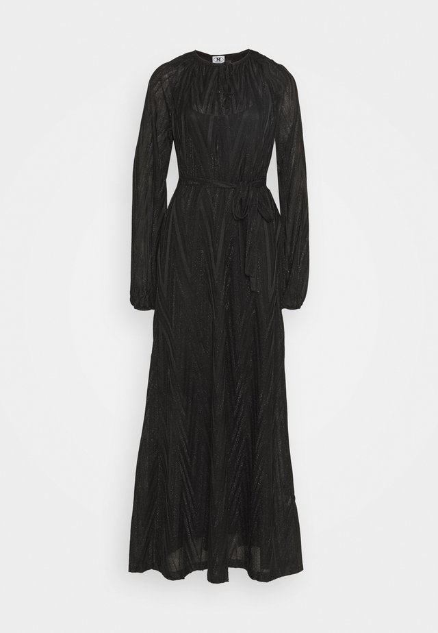 LONG DRESS - Vestito lungo - black