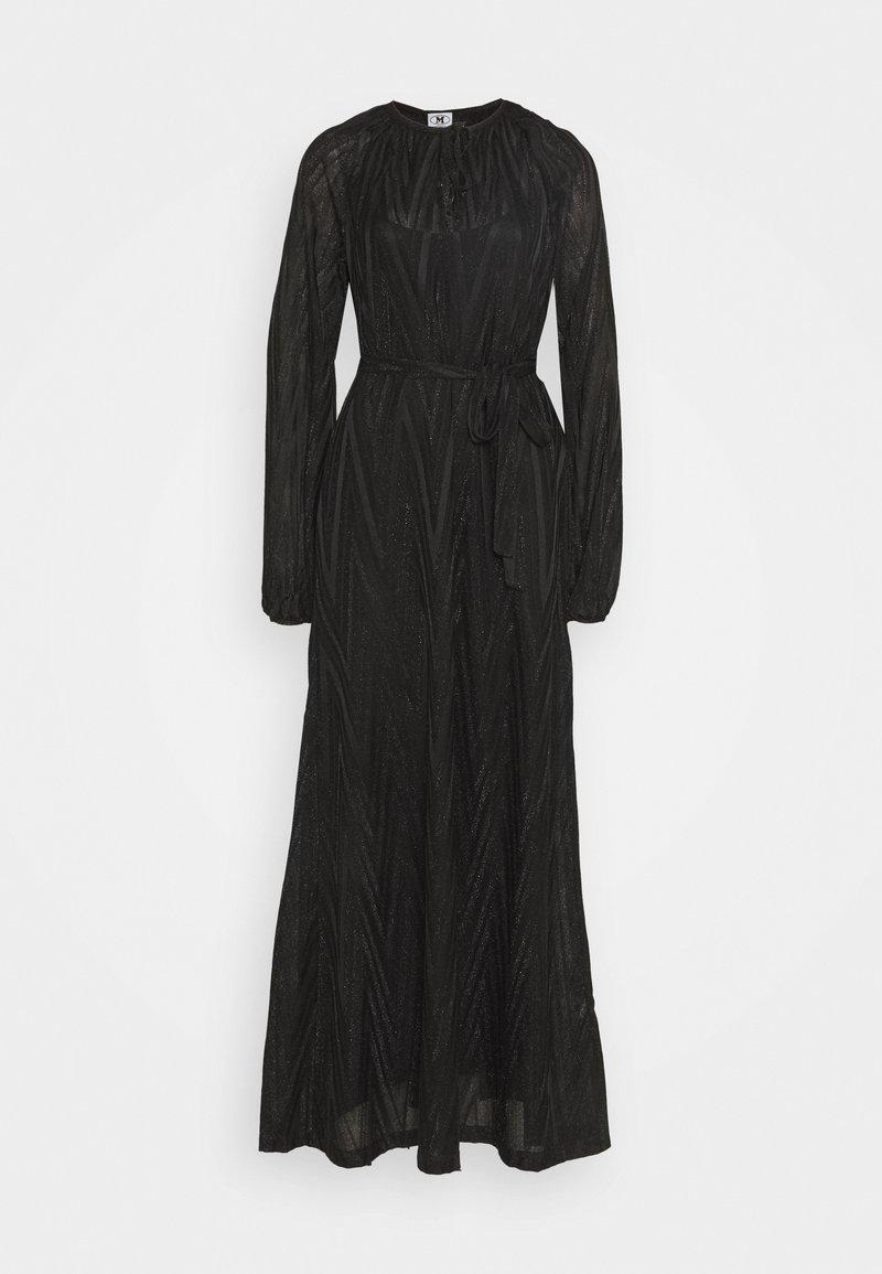 M Missoni - LONG DRESS - Maxi dress - black