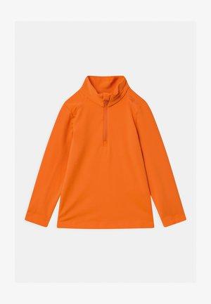 BOY  - Long sleeved top - orange fluo
