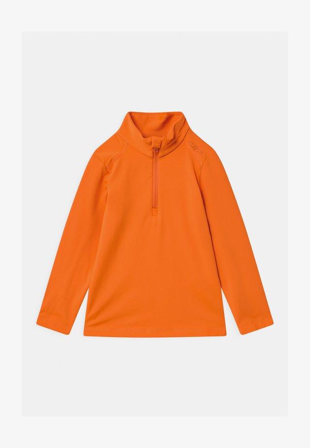 BOY  - Top sdlouhým rukávem - orange fluo