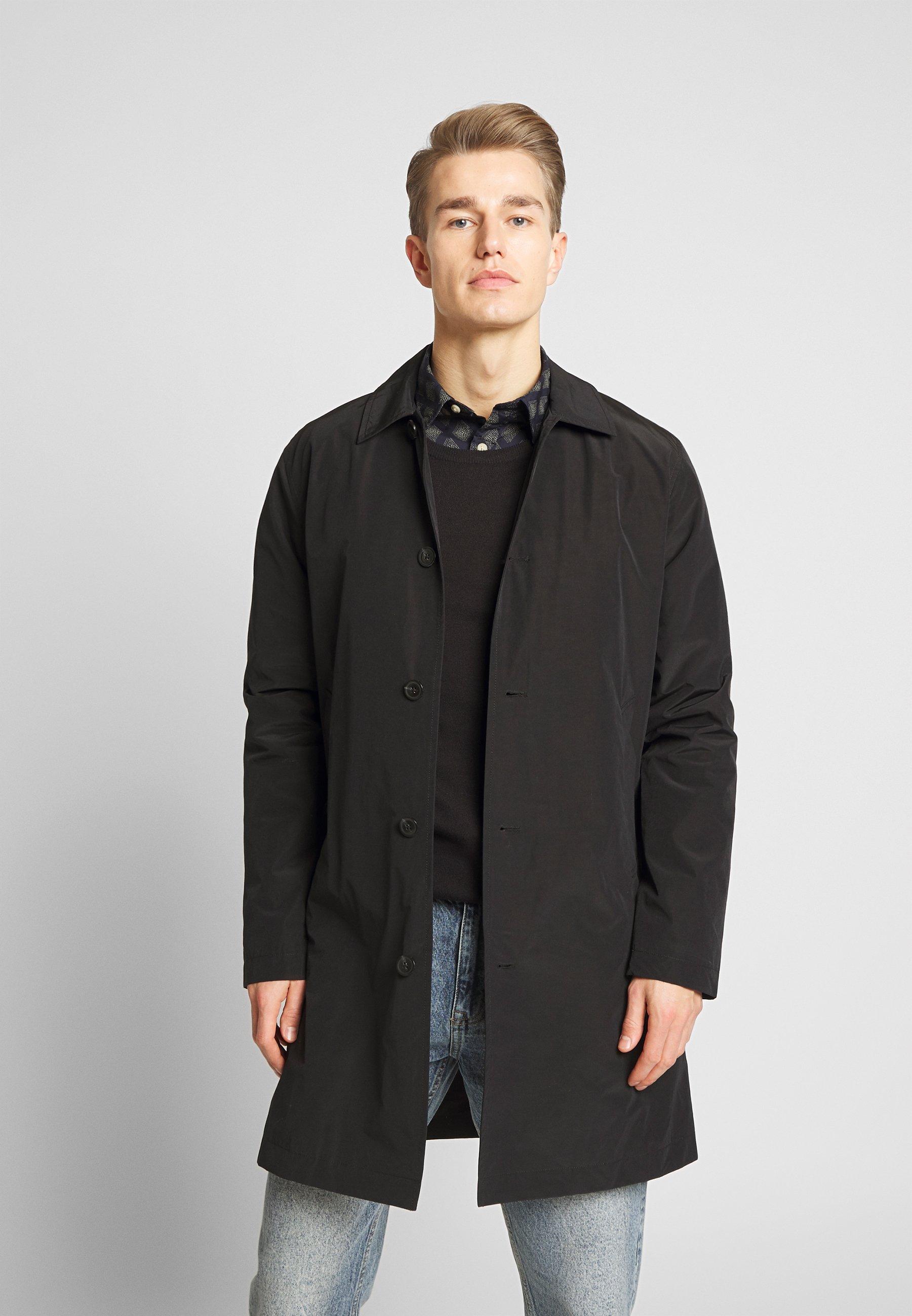 Più votati Abbigliamento da uomo Samsøe Samsøe MASSA COAT Cappotto corto black