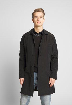 MASSA COAT - Cappotto corto - black