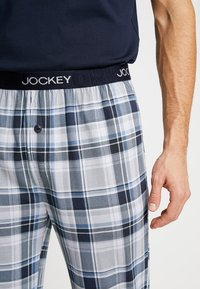 Jockey - PANTS - Pyžamový spodní díl - shell gray - 4