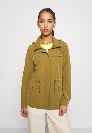ONLSTARLINE SPRING JACKET - Summer jacket - lizard