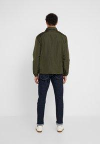 Polo Ralph Lauren - COACHES JACKET - Lehká bunda - company olive - 2