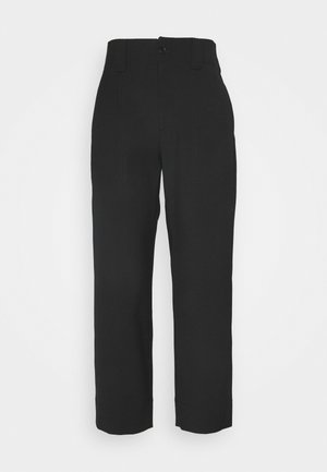 JOSY - Trousers - black