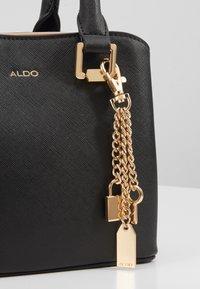 ALDO - PELLITA - Käsilaukku - black - 2