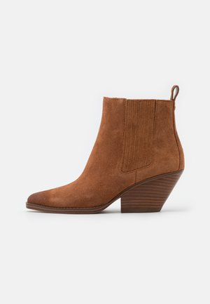 SINCLAIR BOOTIE - Ankle boots - brown