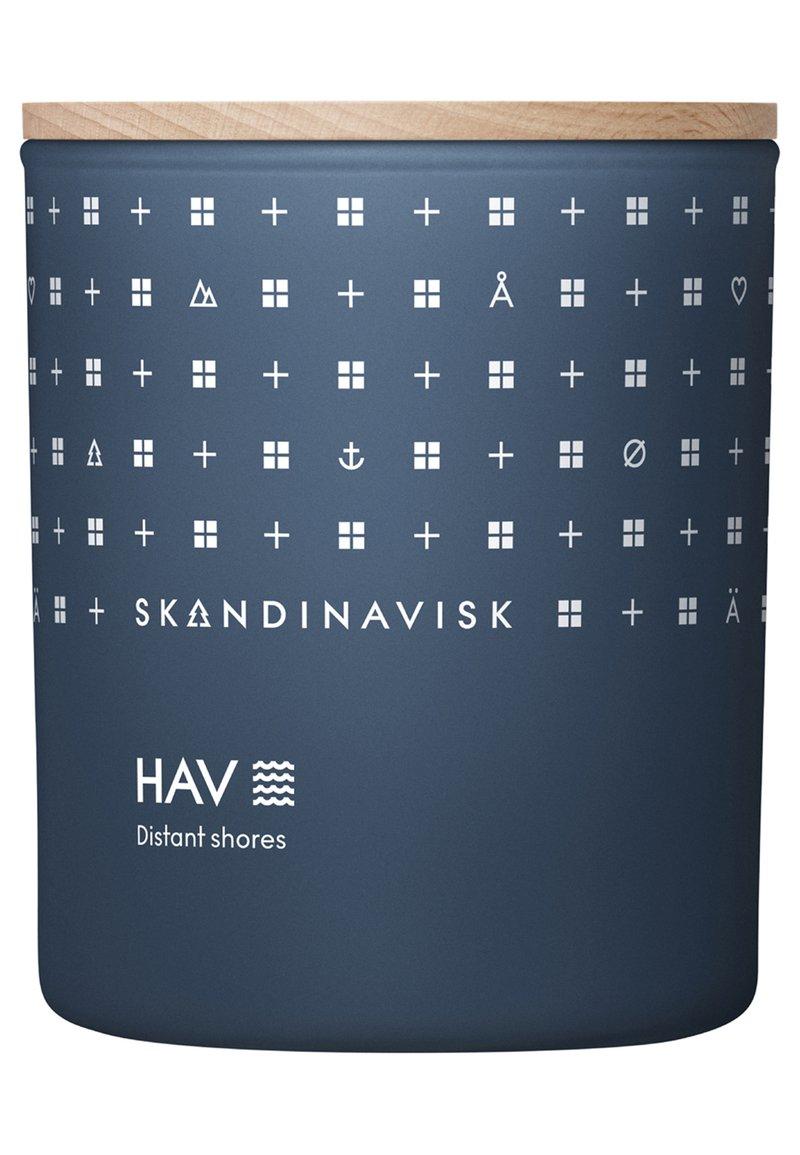 Skandinavisk - SCENTED CANDLE WITH LID - Candela profumata - hav