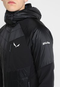 Salewa - ORTLES HYBRID - Blouson - black out - 3