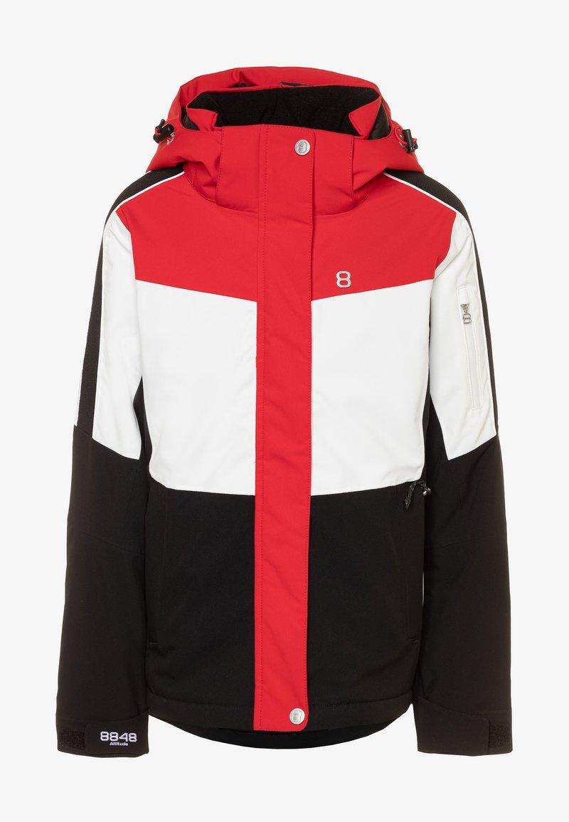 8848 Altitude - CAYLEE  - Ski jacket - red
