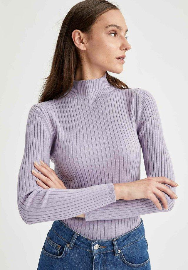 Maglione - purple