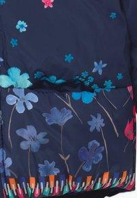 Desigual - CHAQ MACEDONIA - Winter jacket - blue - 3