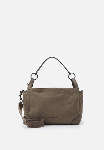 HOBO M - Handbag - deep taupe