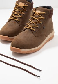 Boxfresh - BROWNDALE - Lace-up ankle boots - tan - 5