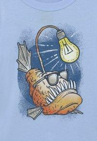 GAP - TODDLER BOY GRAPHIC - T-shirts print - bicoastal blue - 2