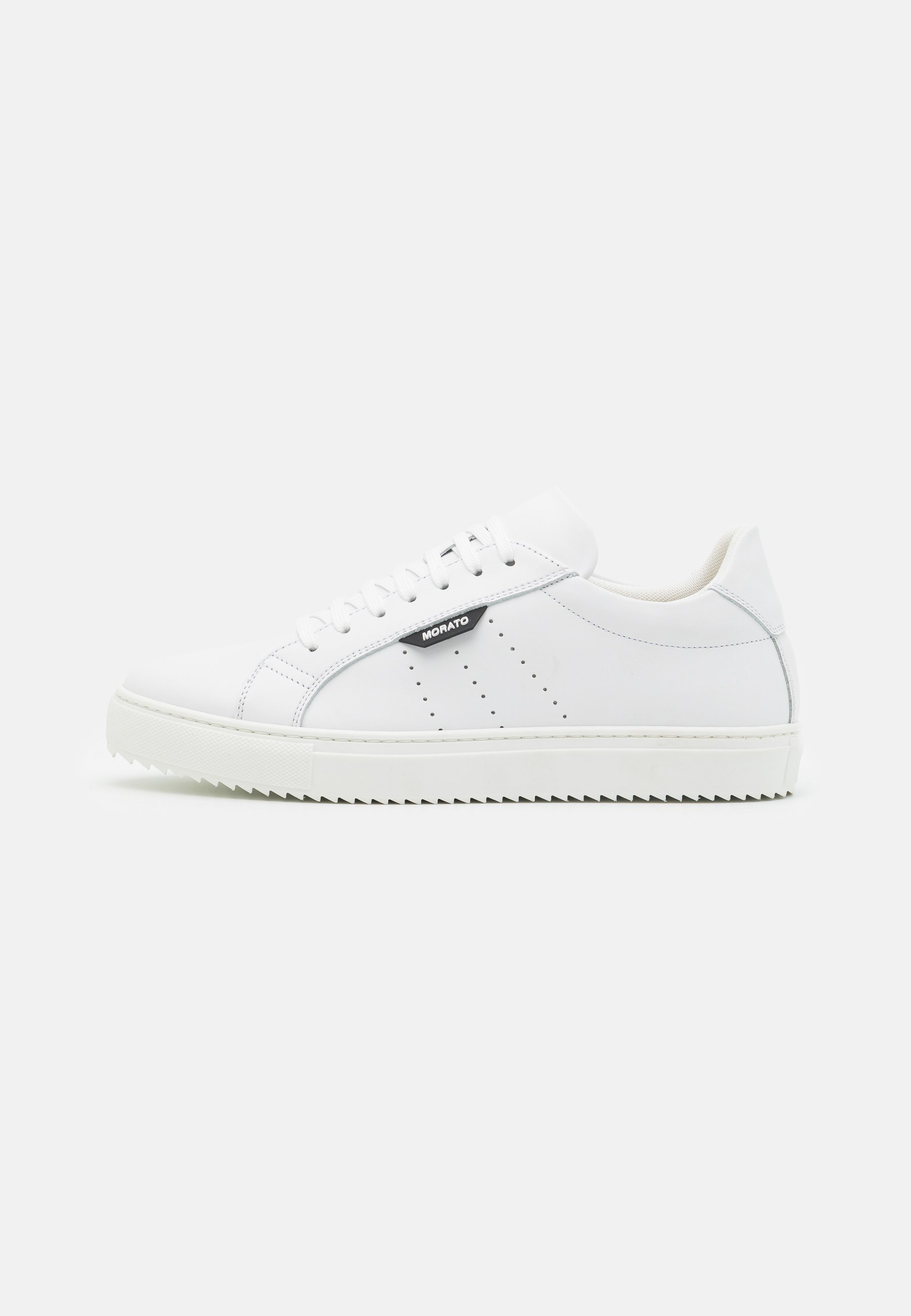 Homme DULL SPIKE AND 3D LOGO PATCH - Baskets basses