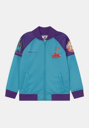 SPACE JAM GAME CHANGER JACKET UNISEX - Training jacket - teal
