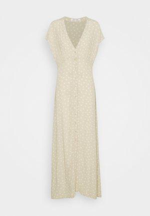 VALERIE LONG DRESS - Maxi šaty - rice
