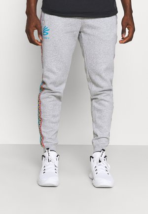 CURRY JOGGER - Tracksuit bottoms - grey
