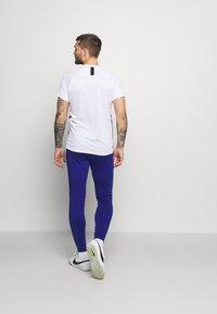Nike Performance - FC BARCELONA DRY PANT - Klubbkläder - deep royal blue/fusion red - 2