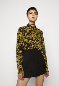 Versace Jeans Couture - Button-down blouse - nero - 0