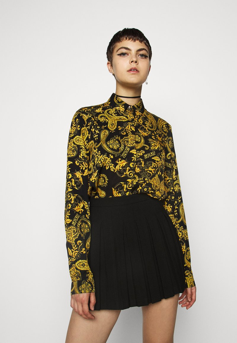 Versace Jeans Couture - Button-down blouse - nero