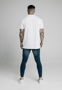 SIKSILK - Slim fit jeans - midstone blue - 2