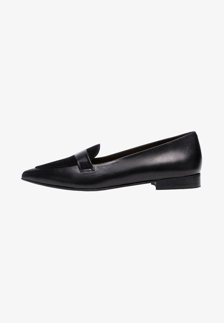 Flattered - Slip-ons - black