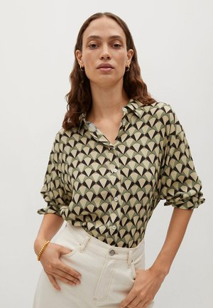 BIAS - Button-down blouse - vert