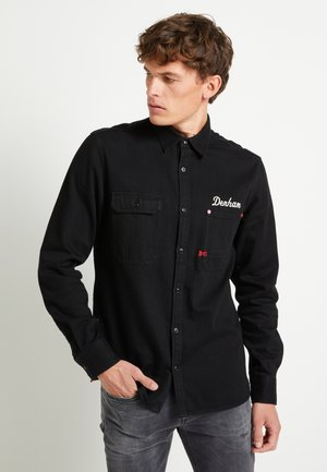 LINCOLN - Shirt - black