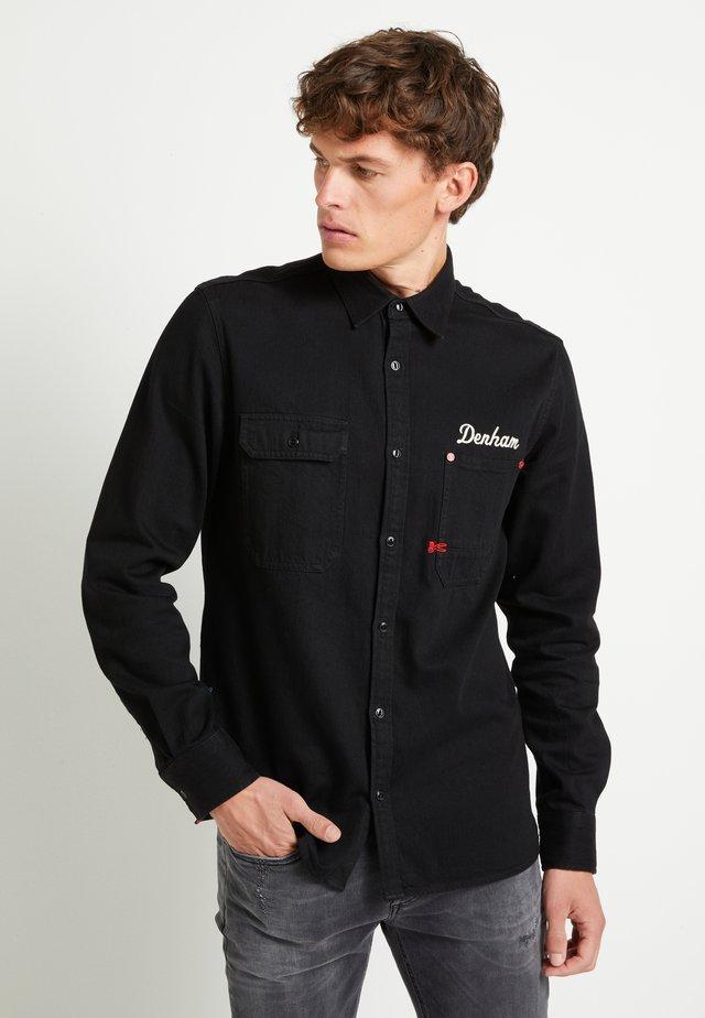 LINCOLN - Košile - black