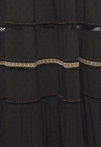 Superdry - AMEERA DRESS - Maxi dress - black - 6