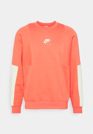 AIR CREW - Sweater - magic ember/lime ice